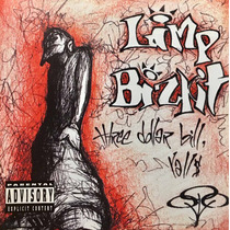 Cd Limp Bizkit Three Dollar Bill Yall