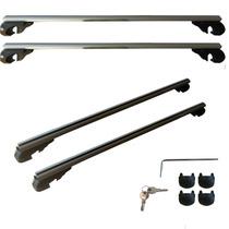 Barras De Toldo Porta Equipaje Aluminio Con Llave