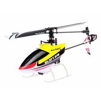 Helicóptero Elétrico Solo Pro 270 C/ Rotor De Cauda Amarelo