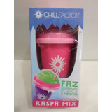 Raspa Mix - Raspadinha Instantânea Chill Factor Rosa Dtc
