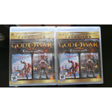 God Of War Collection Ps3 Nuevo, Sellado