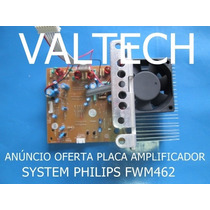 Philips Placa Amplificador System Fwm462 Nova Original