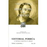 Imitacion De Cristo - Thomas De Kempis