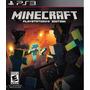 Minecraft Ps3 Original Nuevo Fisico Caja Sellada