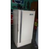 Refrigerador Frigidaire Antigo Anos 80 Bazar Zn Horto