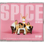 Spice Girls Stop Single Cd 4 Tracks Part 2 Eu 1997 Importado