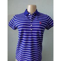 Camiseta Feminina Polo Ralph Lauren Blusa Original