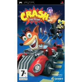 Crash Tag Team Racing - Psp