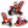Montable Triciclo Fisher Price 3 En 1