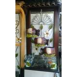 Fuente Decorativa De Pared Herreria Mediana