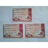 Timbre Fiscal De 1000 Bolivares. Republica De Venezuela