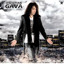 Cd Sebastian Gava - Hard Rock Argentino - Nuevo Y Cerrado