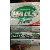 Pastillas Hall Free Sin Azucar X 12 Floresta
