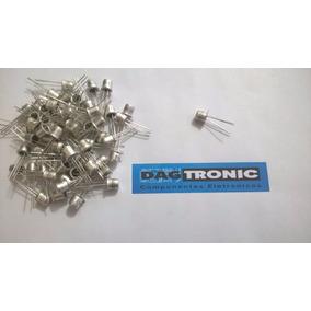 Transistor 2n2646 Unijunção (ujt)