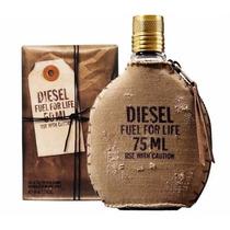 Perfume Diesel Fuel For Life 75ml - Original Lacrado