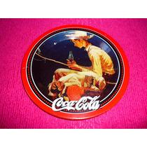 Antigua Charolita Charola Coca Cola Memorabiblia Vintage