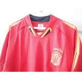 Camiseta A1 Fútbol Selección España Talla M Franela Nueva