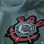 Camisa Corinthians Libertadores 2012 2013 Cinza Nike 3