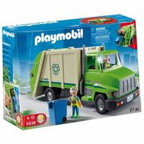 Playmobil Camion De Reciclaje 5938 E L