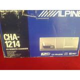 Alpine Cd Changer Caja De 12 Discos Nueva Japonesa