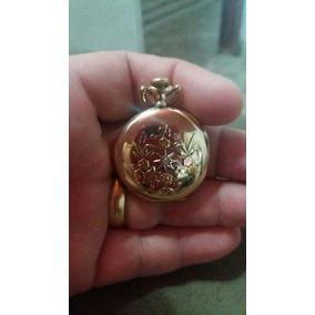 Relógio. De Bolso. Antigo De. Puro Ouro