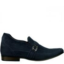 Sapato Social Masculino Rafarillo Salto Embutido 7cm