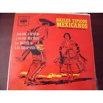 Ep Bailes Tipicos Mexicanos, Envio Gratis