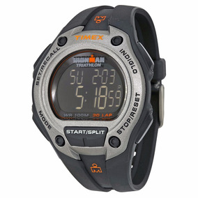 Reloj Timex Ironman Triathlon T5k758 Negro 100m Envío Gratis