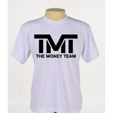 Camisa Camiseta The Money Team Floyd Mayweather Boxe Trucker