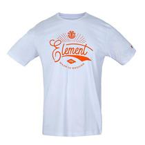 Camiseta Element Rays - Branco