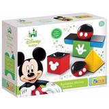 Juego Apilables De Mickey Mouse Con Sonido Disney Bimbi