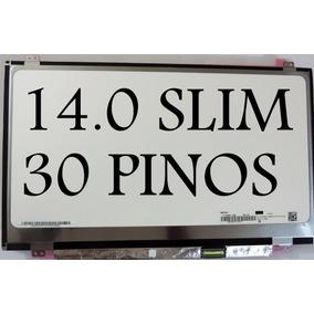 Tela 14.0 Slim Lenovo G40-80 Novo Zero