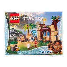 Lego Moana - 41149 - Original En Caja Cerrada - 205 Pezas!!!