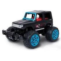 Auto Jeep Radio Control Off Road Mystery Black 2 Nikko