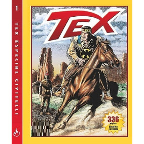 Revista Tex Especial Civitelli Ed. 1