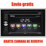 Stereo Calidad Boss Pantalla Touch Cd Fm/am Usb Aux Sd Dvd