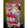 Barbie Mattel Suds & Hugs Pups Con Accesorios Exclusiva