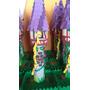 Torre De Rapunzel Centro De Mesa, Souvenirs !!!...