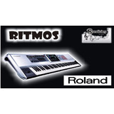Mais De 80 Ritmos Roland Bk3, Bk5, Bk7m, Bk9 E G70