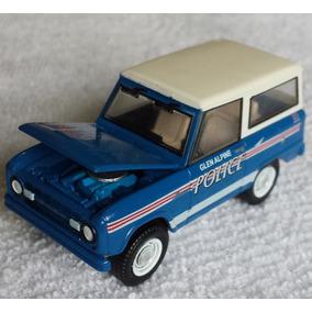 1967 Ford Bronco Police Greenlight, Llantas De Goma, Met/met