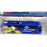 Bus Escala 1:60 Metal Hyundai Italia Mundial 2014 Brasil