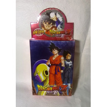 Cartas Naipes De Dragon Ballz