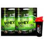 Premium Whey Protein X 6 Kg. Star Nutrition + Shaker Adn