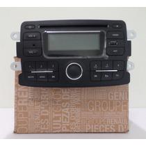 Rádio Cd Player Usb Bluetooth Original Logan Sandero Duster