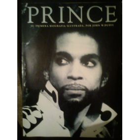 Primera Biografia Autorizada En Imagenes De Prince , Unica !