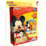 Disney Minnie Mickey Mouse Pelota Inflable Con Cascabel
