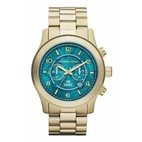 Michael Kors Azul Turquesa Mk - Relógios De Pulso no Mercado Livre ... 296be4e8dd