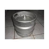 Barril De Cerveza Vacio En Buen Estado De Cuauhtemoc 29 Lt