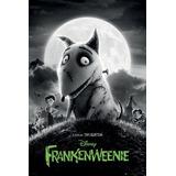 Poster Importado De Frankenweenie - Sparky. De Tim Burton