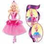 Barbie Y Las Zapatillas Magicas Cambia El Vestido Bailarina